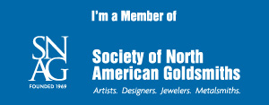 Logo - Society of North American Goldsmiths